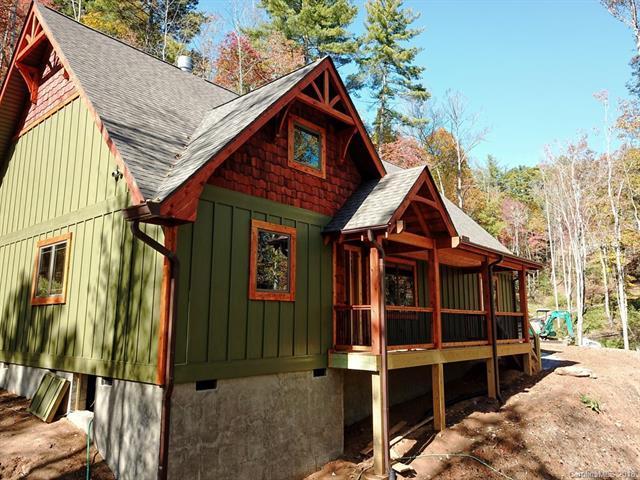 129 Flagstone Ridge #92, Waynesville, NC 28785 (#3439028) :: High Performance Real Estate Advisors