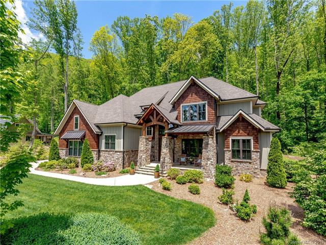 7 Twin Springs Court, Fairview, NC 28730 (#3460713) :: Caulder Realty and Land Co.