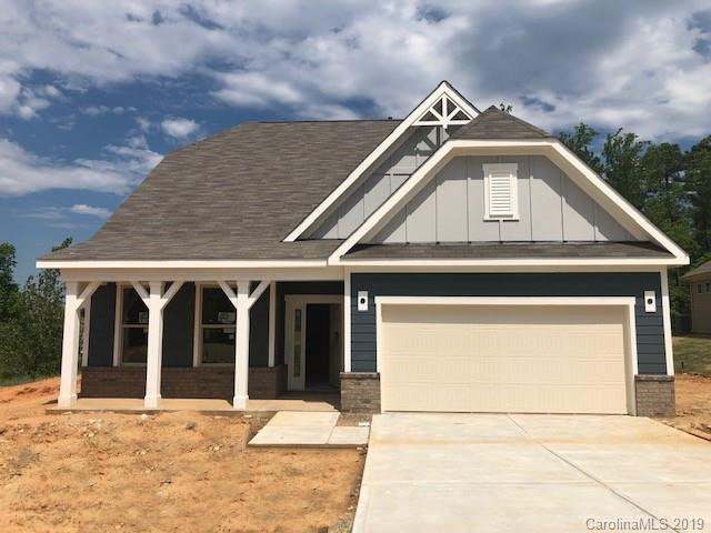 853 Oak Manor Drive #57, Concord, NC 28025 (#3479363) :: MartinGroup Properties