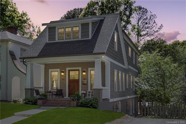 536 E Tremont Avenue, Charlotte, NC 28203 (#3489487) :: LePage Johnson Realty Group, LLC