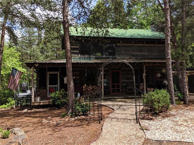 5911 Buffalo Mountain Road, Lenoir, NC 28645 (#3505299) :: Rinehart Realty