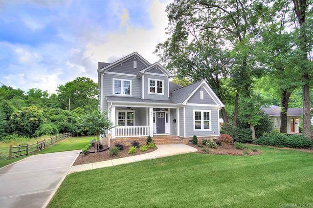 901 Matheson Avenue, Charlotte, NC 28205 (#3507470) :: Homes Charlotte
