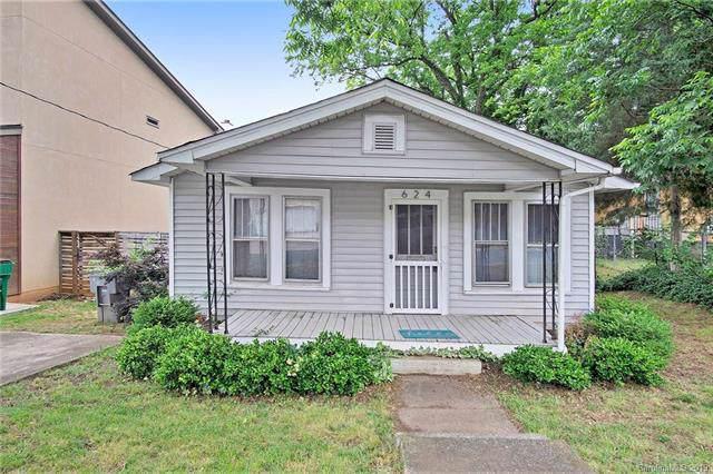 624 S Torrence Street, Charlotte, NC 28204 (#3510128) :: Robert Greene Real Estate, Inc.