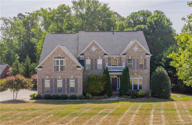 8144 Castlestone Drive, Mint Hill, NC 28227 (#3530116) :: Stephen Cooley Real Estate Group