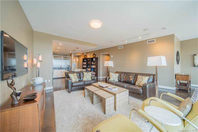 333 W Trade Street #1704, Charlotte, NC 28202 (#3531532) :: MOVE Asheville Realty