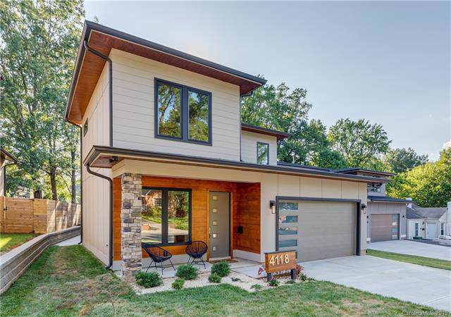 4118 Commonwealth Avenue, Charlotte, NC 28205 (#3532634) :: MartinGroup Properties