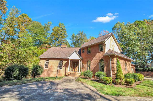 929 Woodland Drive, Shelby, NC 28150 (#3540388) :: Roby Realty