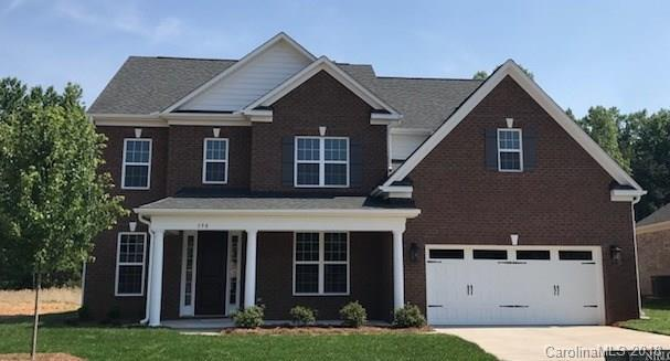 150 Holly Ridge Drive #20, Mooresville, NC 28115 (#3362882) :: Exit Mountain Realty