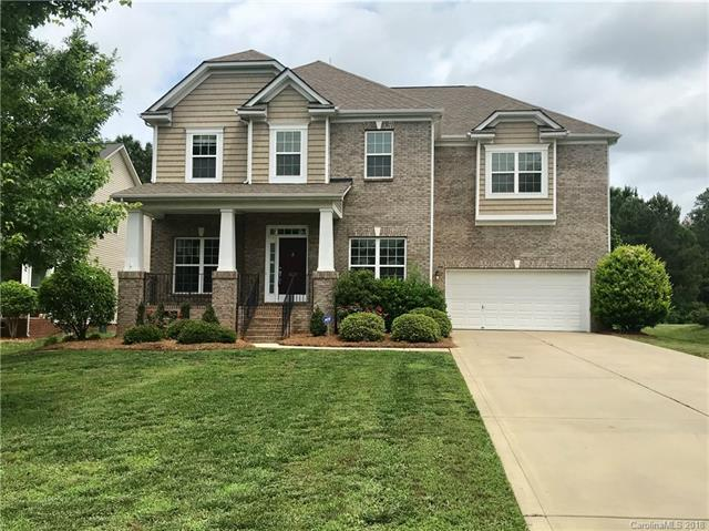 8220 Penman Springs Drive, Waxhaw, NC 28173 (#3364018) :: LePage Johnson Realty Group, LLC