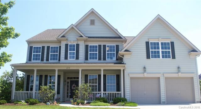4379 Bridge Pointe Drive #119, Harrisburg, NC 28075 (#3390702) :: Odell Realty Group