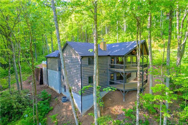 204 Gata Trail, Waynesville, NC 28786 (#3394134) :: Odell Realty Group