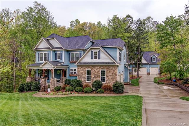 1191 Misty Creek Drive, Iron Station, NC 28080 (#3473237) :: Rinehart Realty