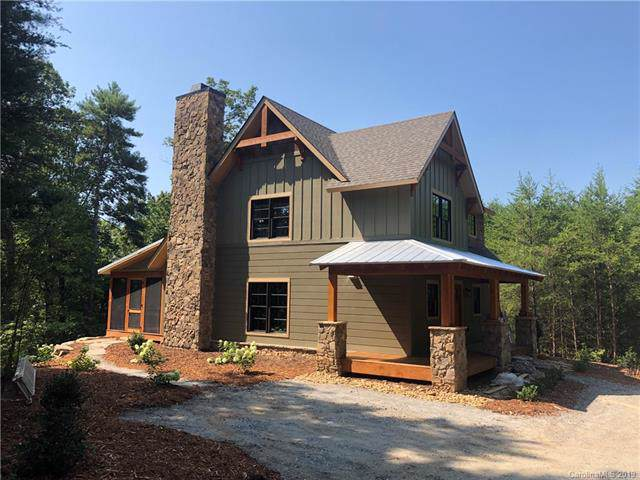 1369 Yellow Fork Trail W #213, Nebo, NC 28761 (#3483827) :: Roby Realty