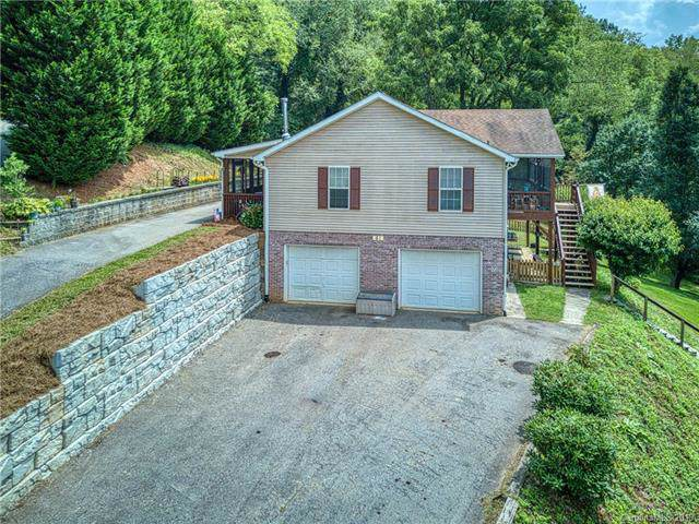 81 Sandalwood Lane, Canton, NC 28716 (#3507242) :: Keller Williams Professionals