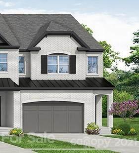 4706 Blanchard Way Lot 1, Charlotte, NC 28226 (#3708102) :: Cloninger Properties