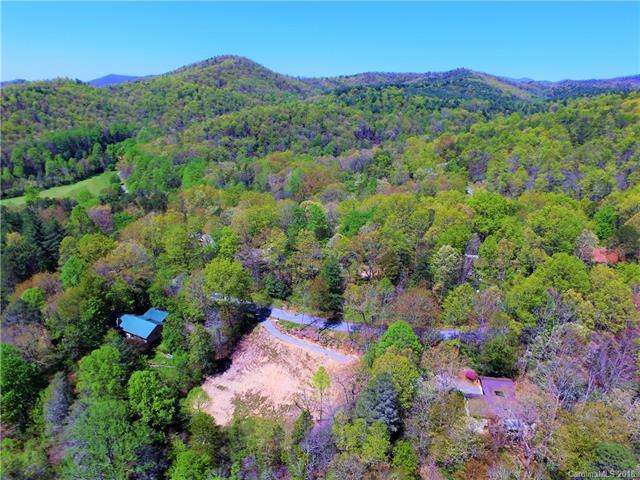 154 Mine Mountain Drive #5, Pisgah Forest, NC 28768 (#3356019) :: Rinehart Realty