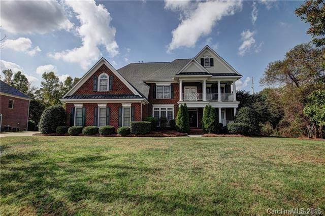 1700 Hickory Ridge Drive, Waxhaw, NC 28173 (#3402744) :: The Andy Bovender Team