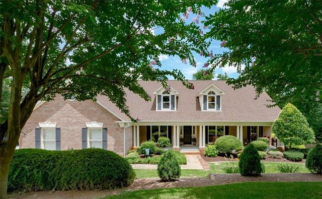 5882 Flintlock Court, Hickory, NC 28601 (#3410168) :: Exit Mountain Realty