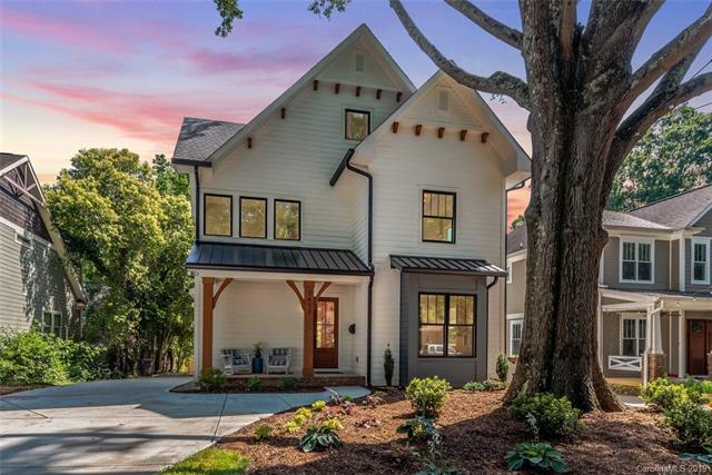 2613 Bay Street, Charlotte, NC 28205 (#3511174) :: The Andy Bovender Team