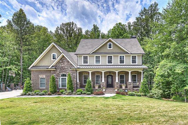 129 Chaska Loop, Troutman, NC 28166 (#3512654) :: LePage Johnson Realty Group, LLC