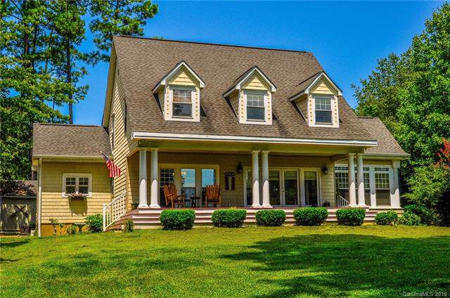11036 Willow Oak Road, Norwood, NC 28128 (#3527393) :: Homes Charlotte