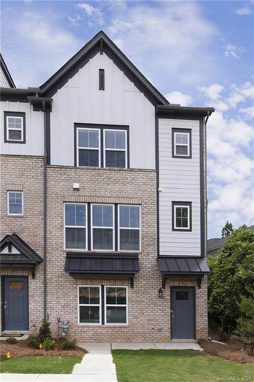 624 Tudor Park Way #11, Charlotte, NC 28211 (#3542165) :: Charlotte Home Experts