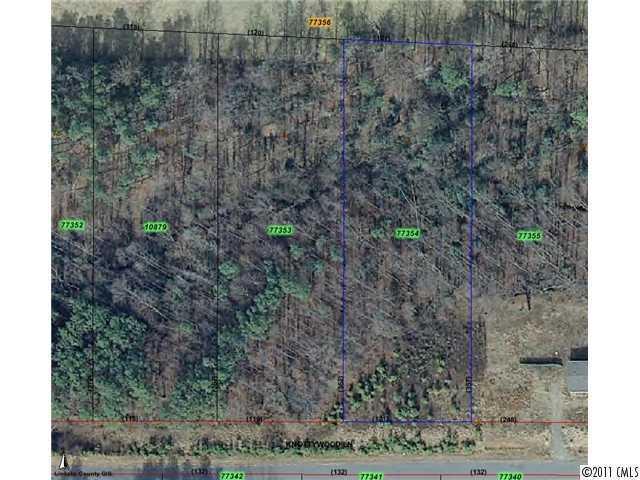 Lot 14 Knottywood Lane, Vale, NC 28168 (#418354) :: MECA Realty, LLC
