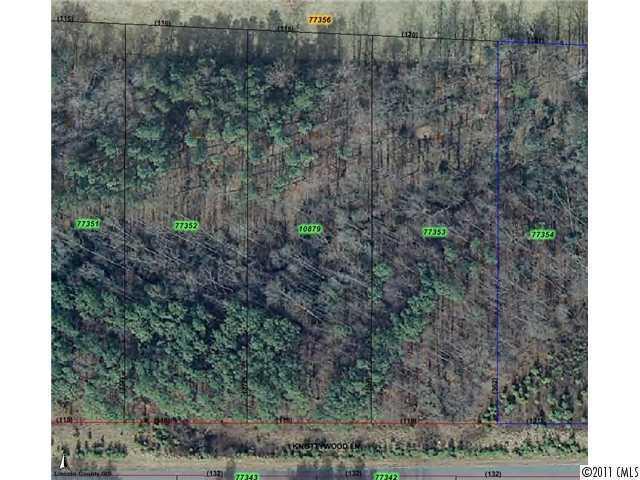 Lot 15 Knottywood Lane, Vale, NC 28168 (#418363) :: MECA Realty, LLC