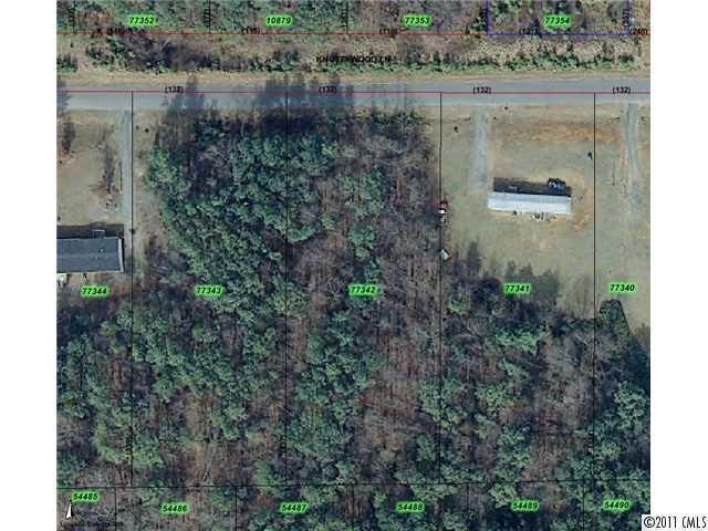 Lot 26 Knottywood Lane, Vale, NC 28168 (#420929) :: LePage Johnson Realty Group, LLC