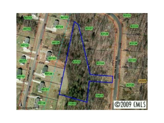 LOT 14 Willow Ridge Road, Lincolnton, NC 28092 (#469555) :: Cloninger Properties