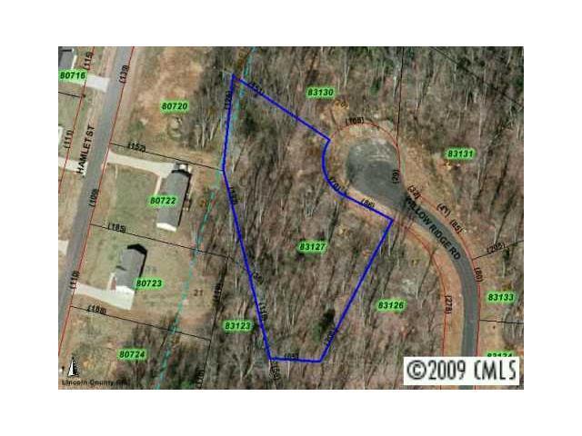 LOT 18 Willow Ridge Road, Lincolnton, NC 28092 (#469563) :: RE/MAX Metrolina