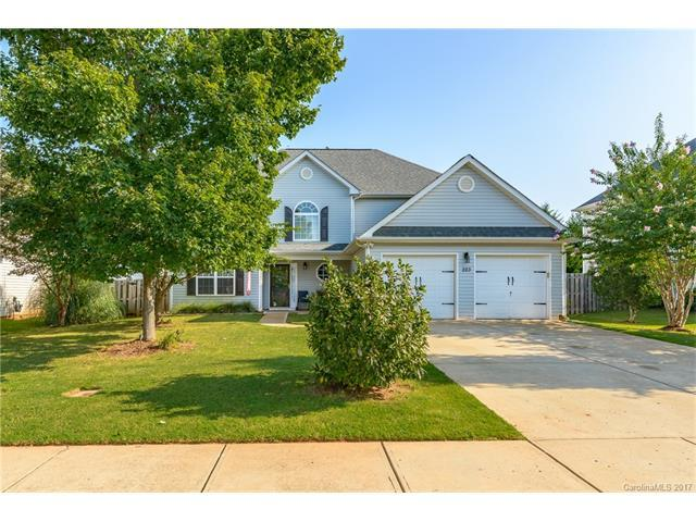 223 Madelia Place, Mooresville, NC 28115 (#3301562) :: The Temple Team