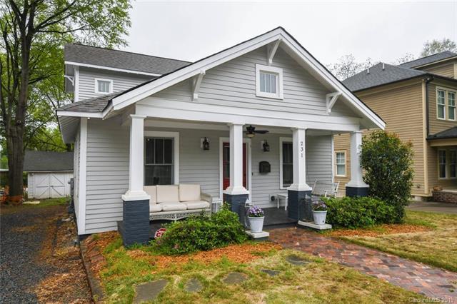 231 Park Avenue, Charlotte, NC 28203 (#3496212) :: Homes Charlotte