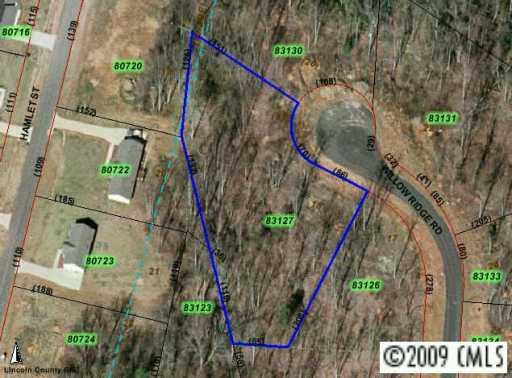LOT 18 Willow Ridge Road, Lincolnton, NC 28092 (#469563) :: Rinehart Realty
