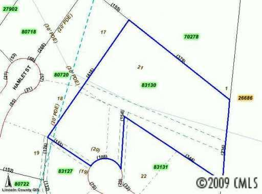 LOT 21 Willow Ridge Road, Lincolnton, NC 28092 (#469569) :: Rinehart Realty