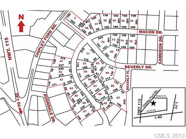 230 Macon Drive Lot 71, Statesville, NC 28625 (#2129881) :: LePage Johnson Realty Group, LLC