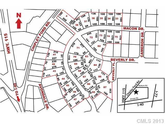 L#47 Macon Drive Lot #47, Statesville, NC 28625 (#2131323) :: LePage Johnson Realty Group, LLC