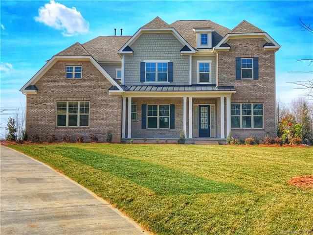 104 Mcneil Court #10, Marvin, NC 28173 (#3336676) :: LePage Johnson Realty Group, LLC