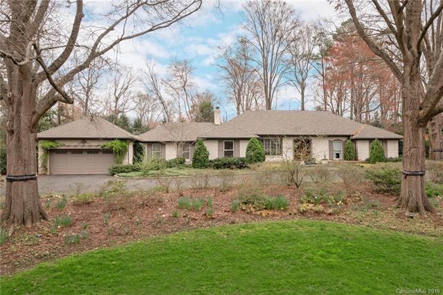 3814 Columbine Circle, Charlotte, NC 28211 (#3488618) :: Stephen Cooley Real Estate Group