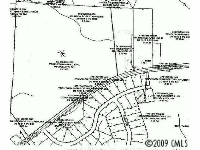 0 Oswalt Amity Road, Statesville, NC 28677 (#810460) :: Rinehart Realty
