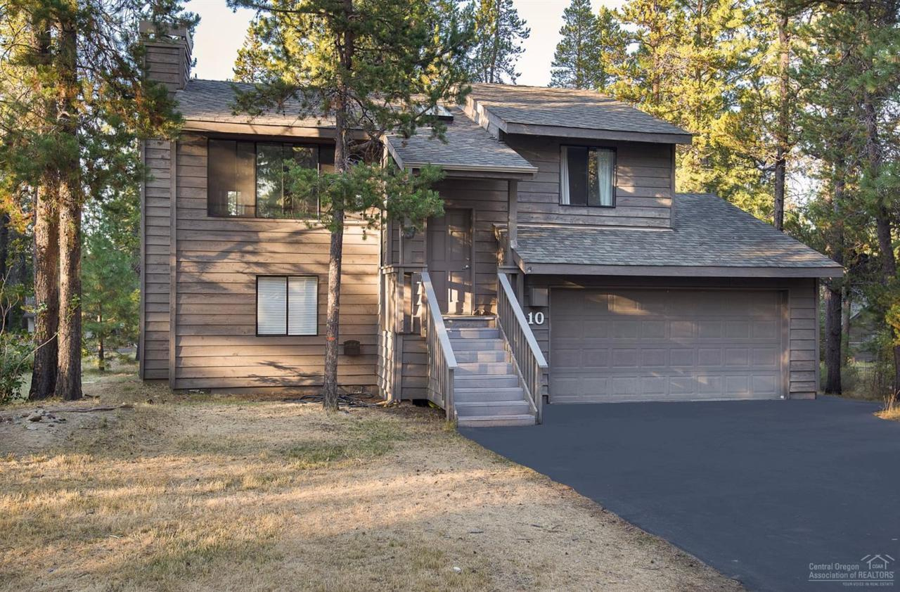 10 Indian Lane, Sunriver, OR 97707 (MLS #201608760) :: Birtola Garmyn High Desert Realty
