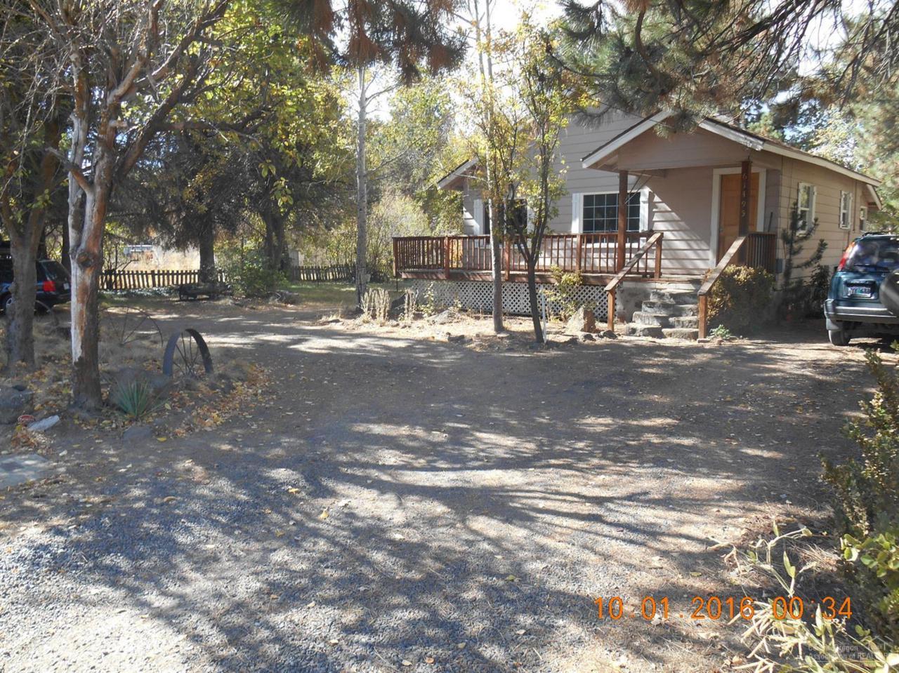61495 Brosterhous Road, Bend, OR 97702 (MLS #201609850) :: Birtola Garmyn High Desert Realty