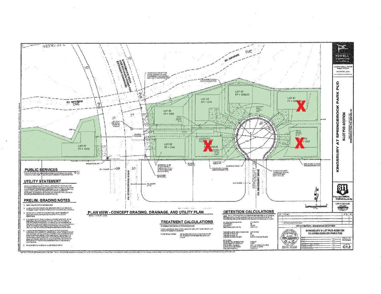 Map 371W08bd Lot #52-57 - Photo 1