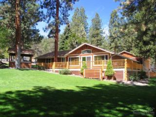 16087 Lower Cattle Drive, Sisters, OR 97759 (MLS #201704693) :: Fred Real Estate Group of Central Oregon