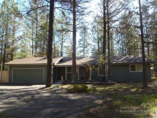 69330 Lariat, Sisters, OR 97759 (MLS #201704743) :: Fred Real Estate Group of Central Oregon