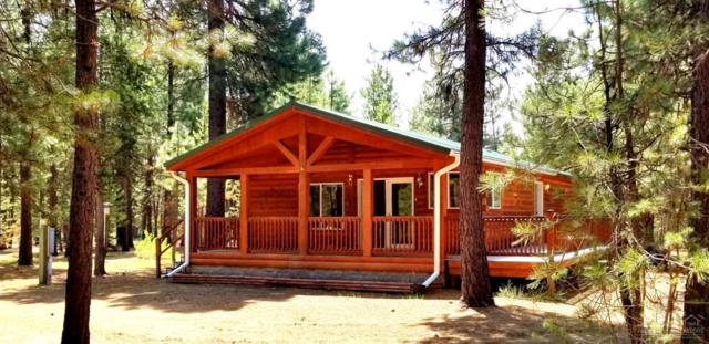 15820 Dawn Road, La Pine, OR 97739 (MLS #201902461) :: Fred Real Estate Group of Central Oregon