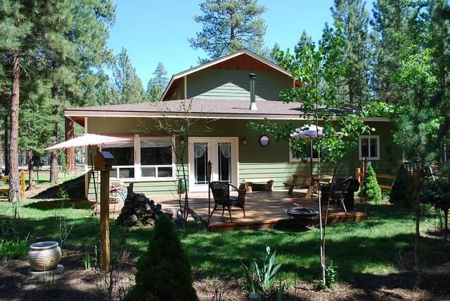 15389 Ponderosa Loop, La Pine, OR 97739 (MLS #220121433) :: Chris Scott, Central Oregon Valley Brokers
