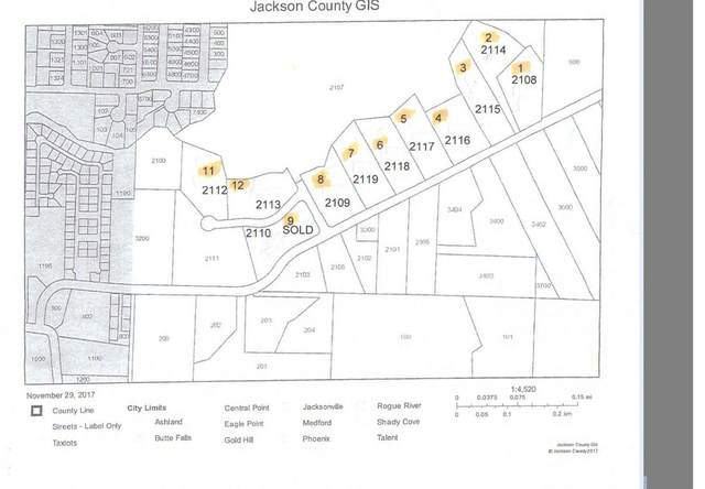 707 Wards Creek Road Lot 2, Rogue River, OR 97537 (MLS #102984336) :: Rutledge Property Group