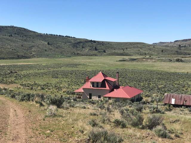 200 Lone Pine Road, Hines, OR 97720 (MLS #102988655) :: The Payson Group