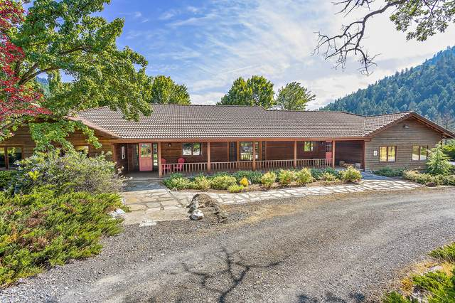 4130 Thompson Creek Road, Applegate, OR 97530 (MLS #103002737) :: The Payson Group